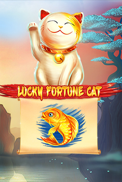 lucky fortune cat слот